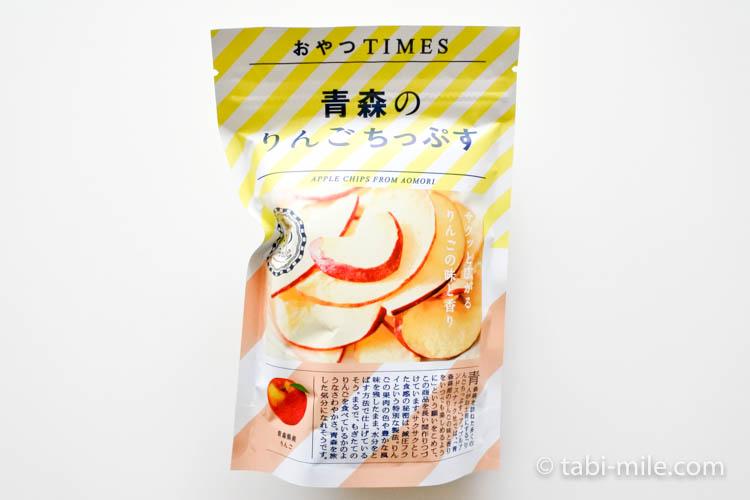 青森お土産 A-FACTORY りんごチップ1