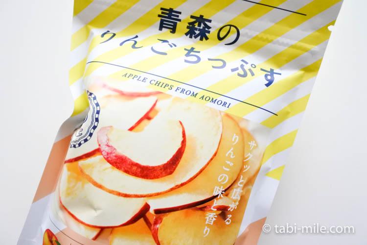 青森お土産 A-FACTORY りんごチップ2