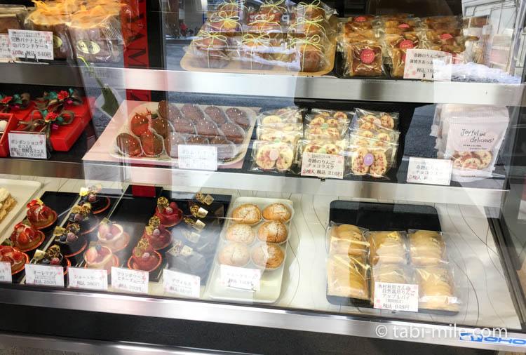 青森弘前 レストラン山崎ケーキ店  アップルパイ ケーキ