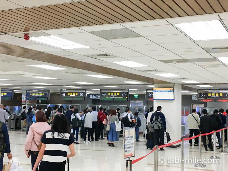 台湾旅行ー台北松山空港からのアクセス02