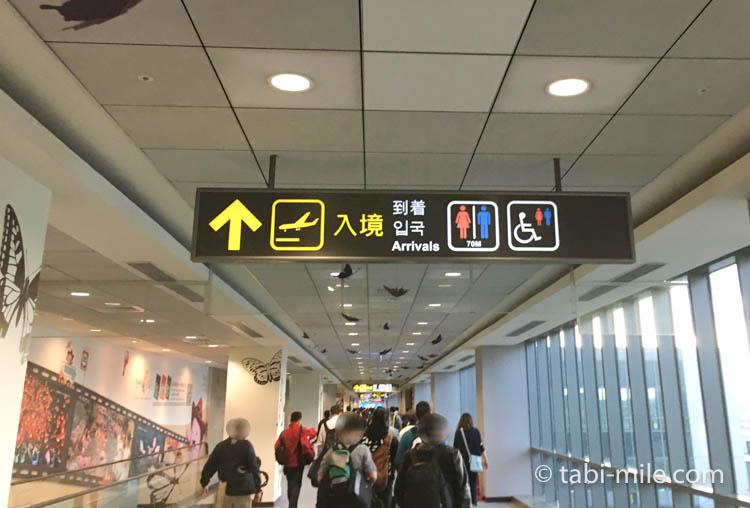 台湾旅行ー台北松山空港からのアクセス01