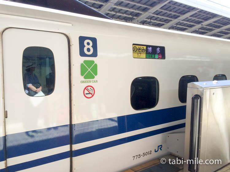 広島旅行 東京駅 新幹線1 N700