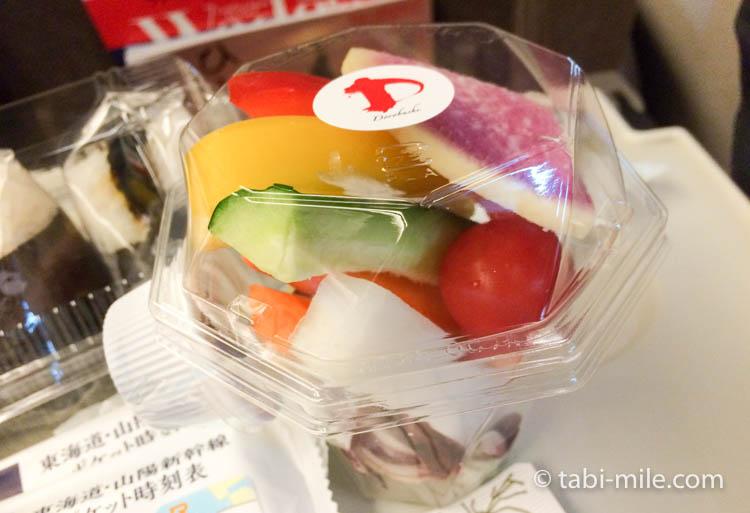 広島旅行 東京駅 新幹線 朝食3