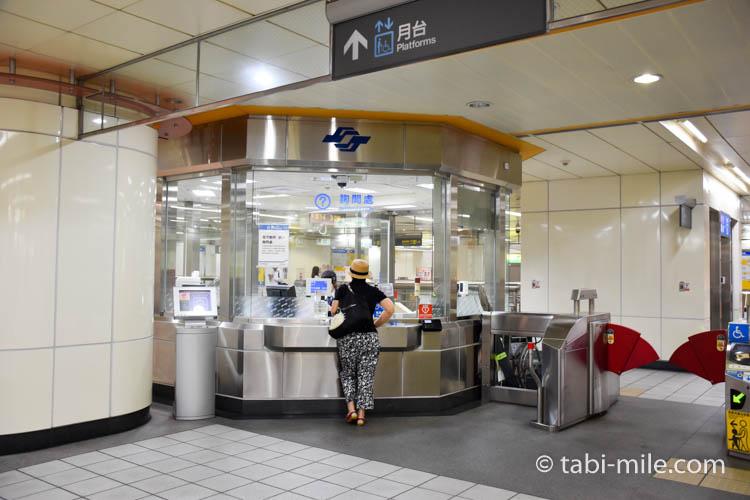 台湾の台北MRT(地下鉄)画像07