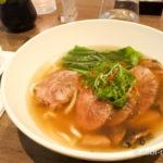 台湾旅行 リージェント台北 azie 牛肉麺5