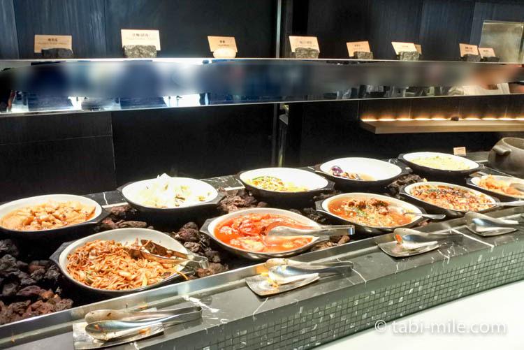台湾 リージェント台北 朝食 ブラッセリー  台湾料理4