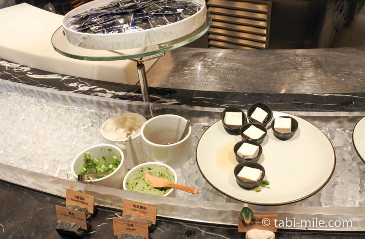 台湾 リージェント台北 朝食 ブラッセリー  和食4