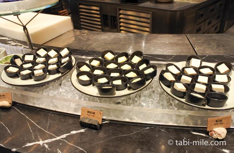 台湾 リージェント台北 朝食 ブラッセリー  和食1