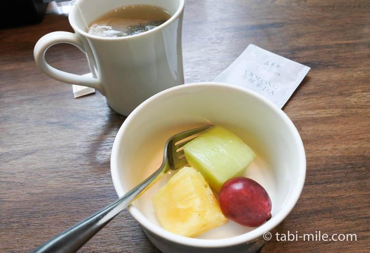 台湾 リージェント台北 朝食 ブラッセリー  台湾 リージェント台北 朝食 ブラッセリー 3日目8