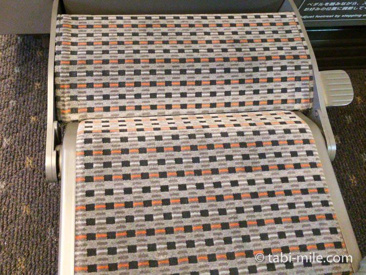 広島旅行 東京駅 新幹線 N700 座席5