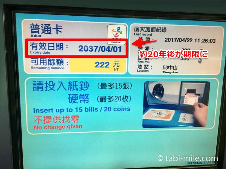 台湾悠遊カード(Easy Card)画像20