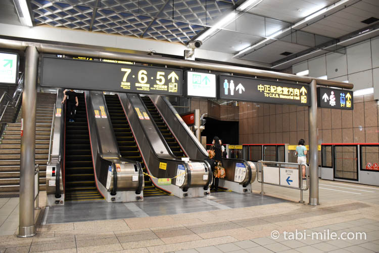 中正紀念堂MRT