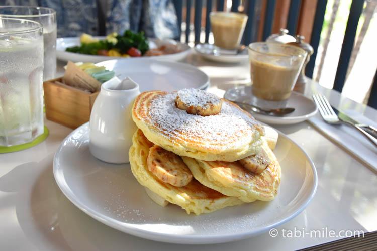 ハワイ・ホノルル ビルズ朝食