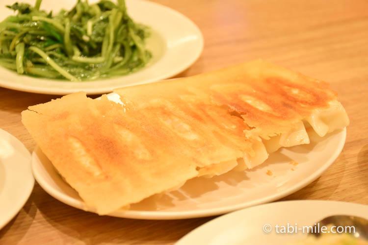 台湾鼎泰豊台北焼き餃子1
