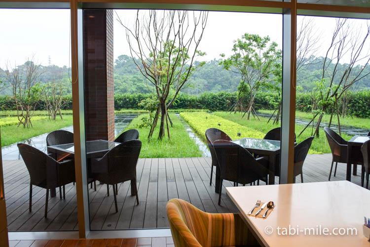 SPG 台湾 コートヤード台北 朝食 レストラン様子4