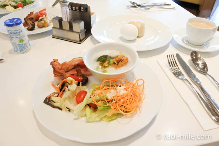 SPG 台湾 コートヤード台北 朝食 メニュー26