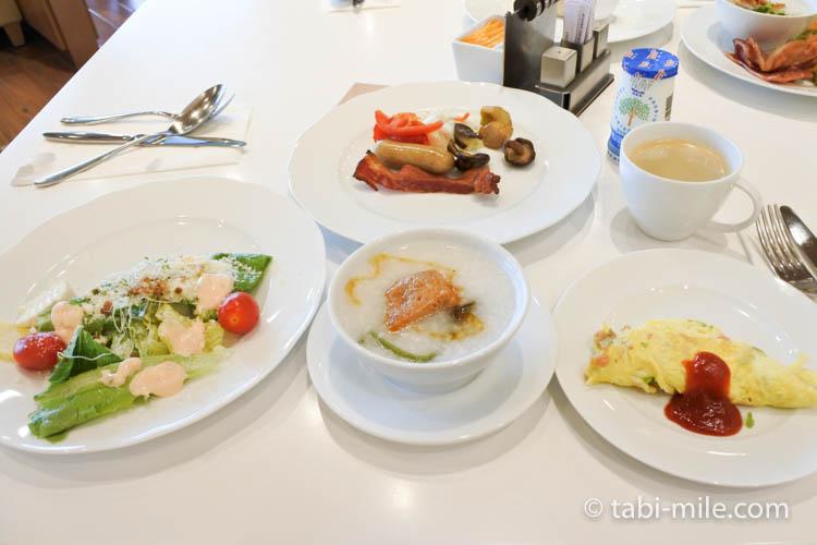 SPG 台湾 コートヤード台北 朝食 メニュー31
