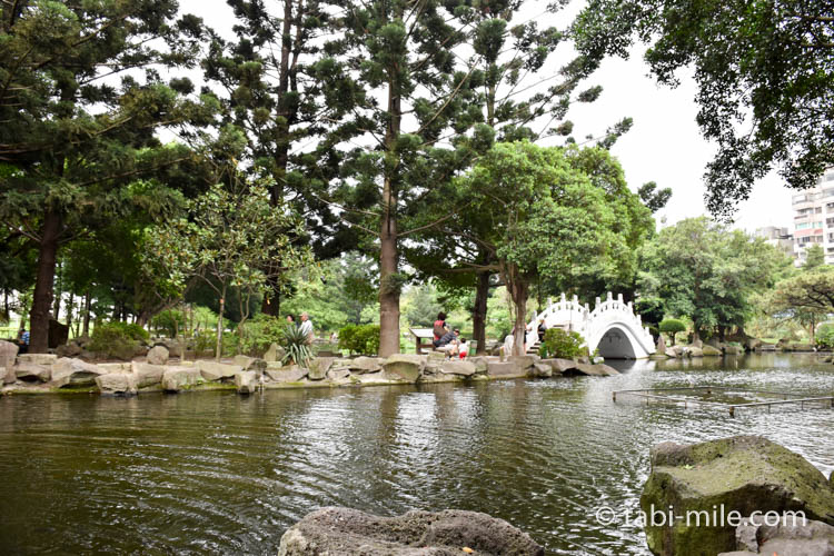中正紀念堂池