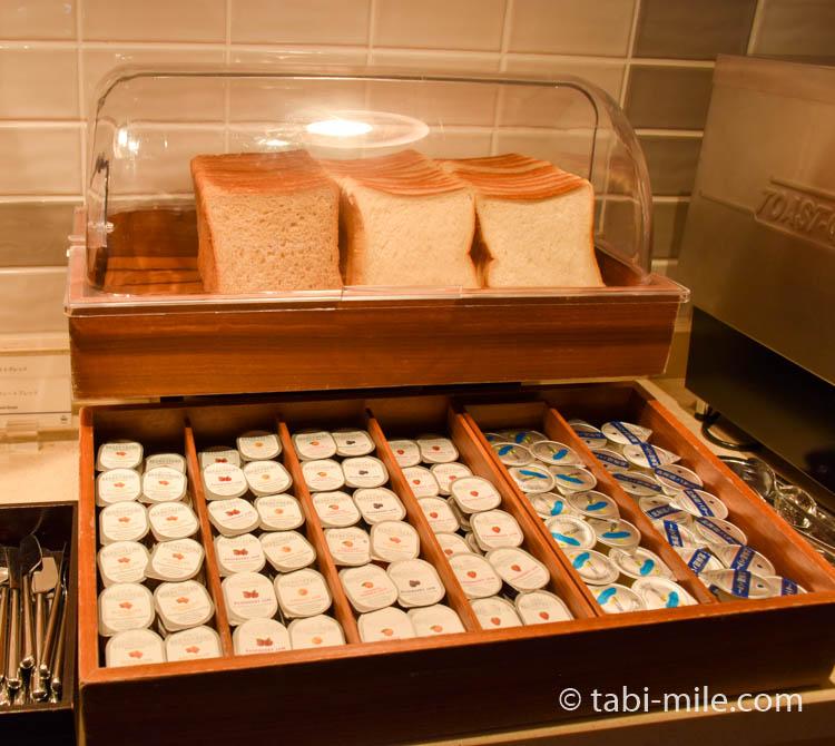 シェラトングランデ東京ベイのクラブラウンジ朝食20