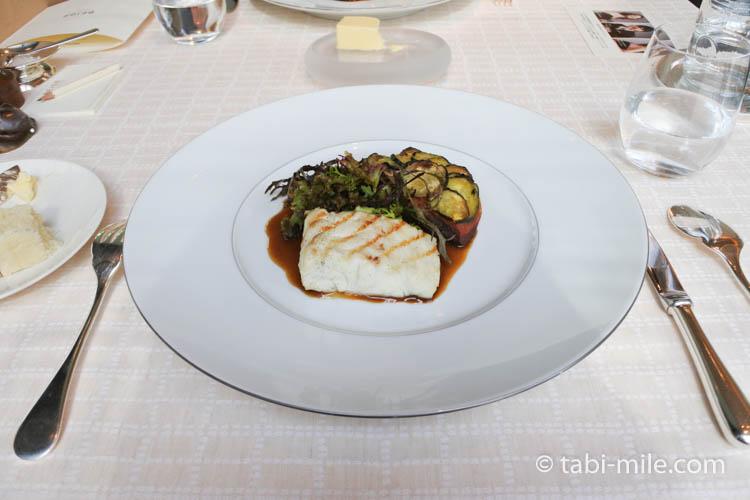 フランスレストランウィーク ベージュアラン・デュカス13