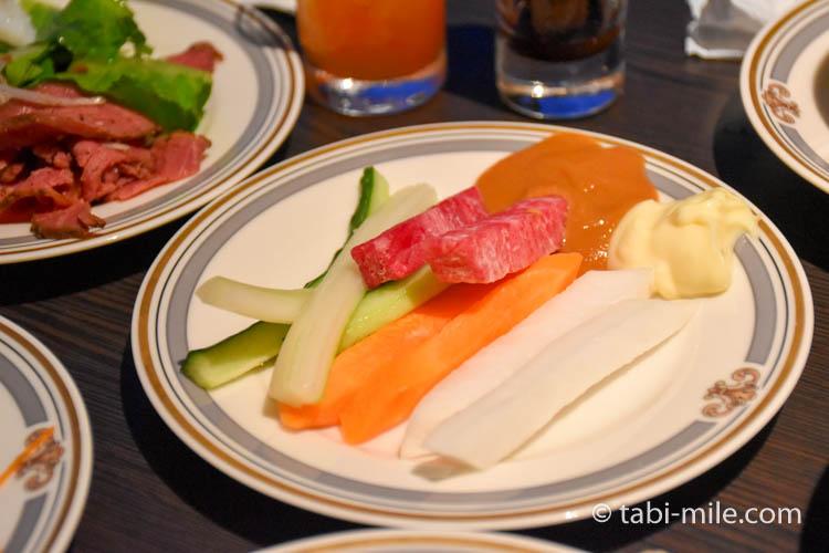 シェラトングランデ東京ベイのクラブラウンジイブニングカクテルサービス20