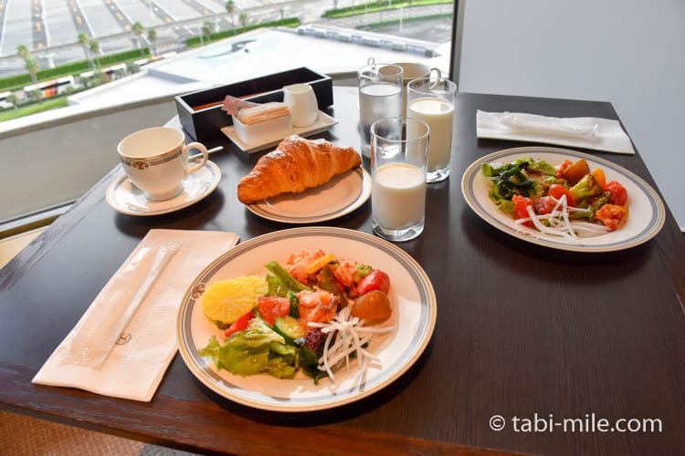 シェラトングランデ東京ベイのクラブラウンジ朝食23