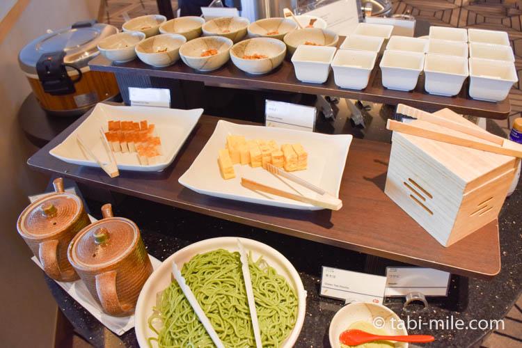 シェラトングランデ東京ベイのクラブラウンジ朝食12
