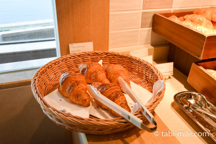 シェラトングランデ東京ベイのクラブラウンジ朝食22