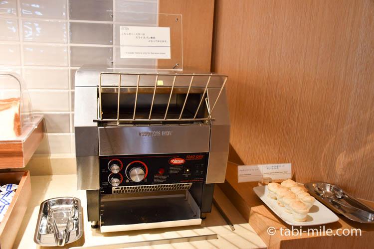 シェラトングランデ東京ベイのクラブラウンジ朝食21