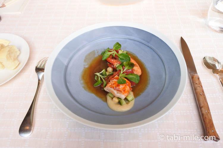フランスレストランウィーク ベージュアラン・デュカス11