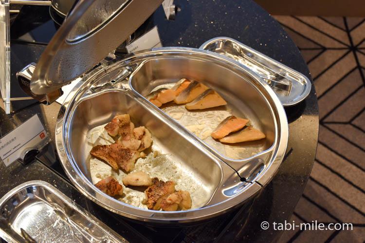 シェラトングランデ東京ベイのクラブラウンジ朝食14