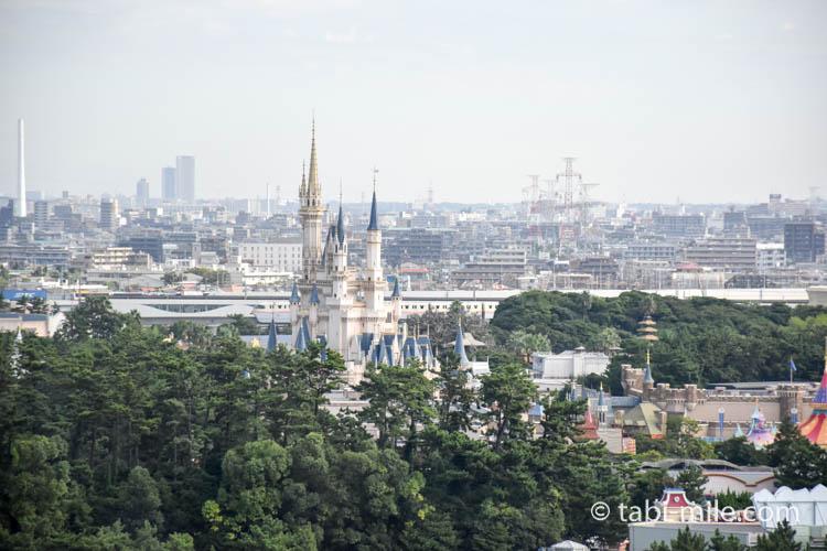 東京ディズニーランドシンデレラ城
