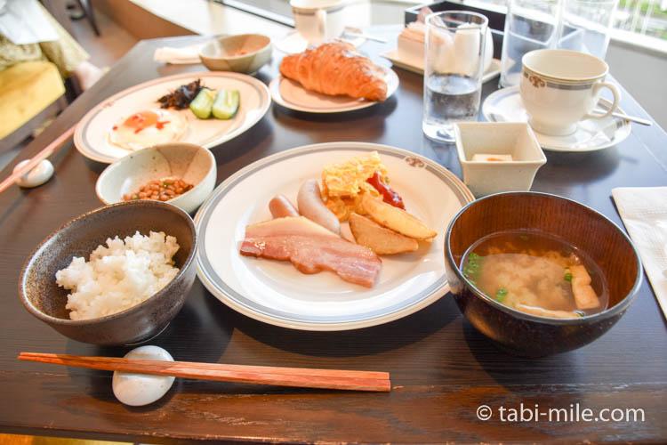 シェラトングランデ東京ベイのクラブラウンジ朝食55