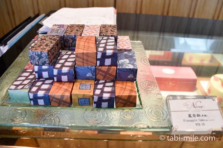 台湾 ホテルオークラ パイナップルケーキ 1個売り
