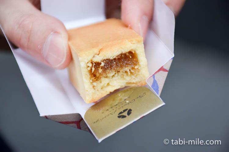 台湾 ホテルオークラ パイナップルケーキ4