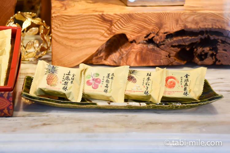 台湾 犁記 パイナップルケーキ 種類