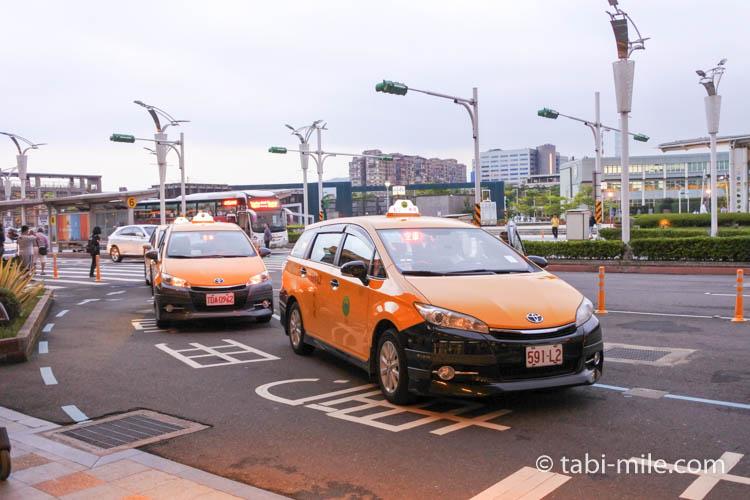台湾 タクシー