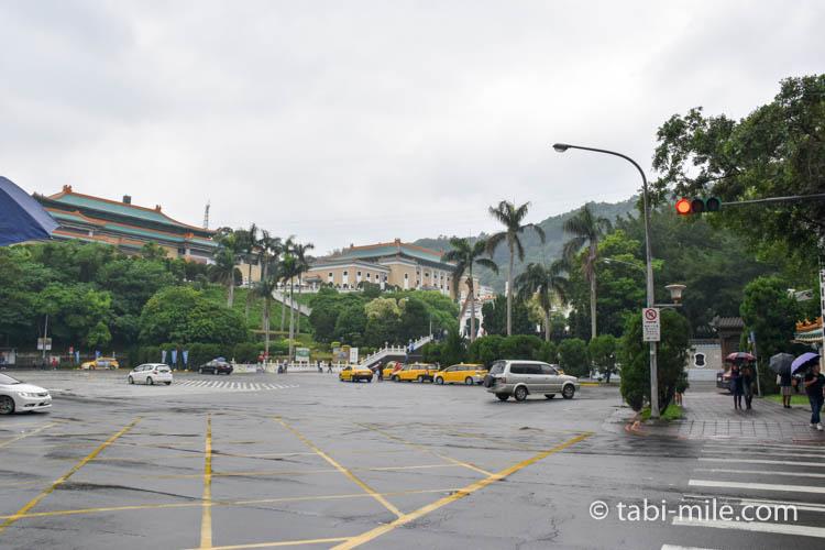 台湾国立故宮博物院アクセス11