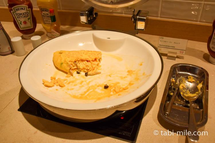 シェラトングランデ東京ベイのクラブラウンジ朝食06