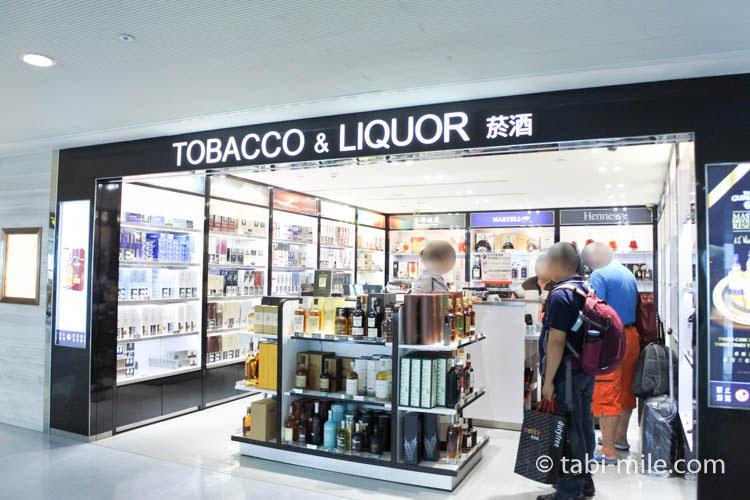 松山空港免税店09