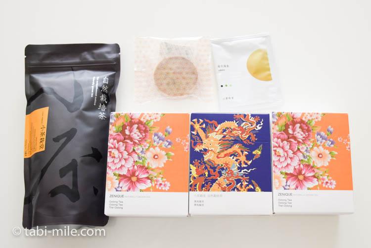 台湾 お土産 お茶 小茶栽堂13