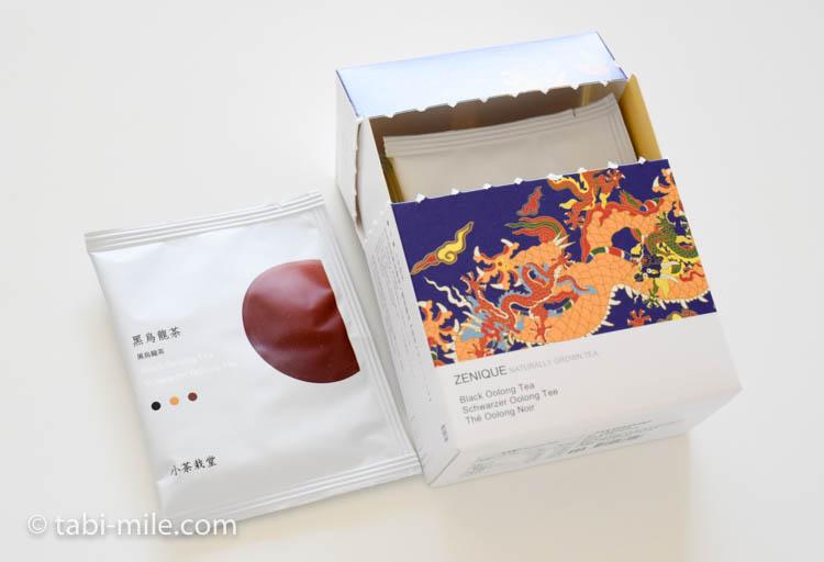 台湾 お土産 お茶 小茶栽堂11