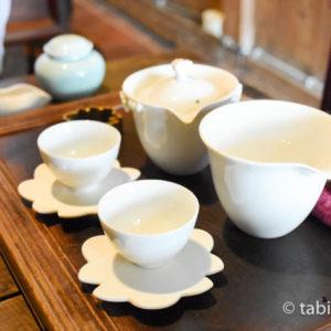 台湾 九份茶房 台湾茶 食器 アイキャッチ画像