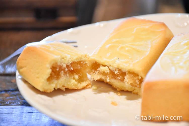 台湾 九份茶房 パイナップルケーキ2