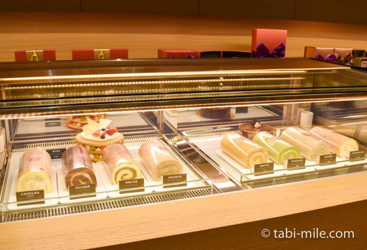 小茶裁堂 中山門市店店内5