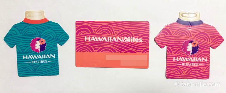 ハワイアンマイルズマイレージカード10