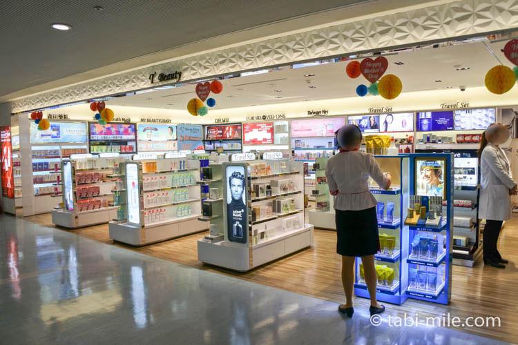 松山空港免税店13