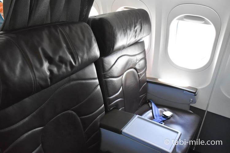 ハワイアン航空ホノルルからハワイ島へのフライト53