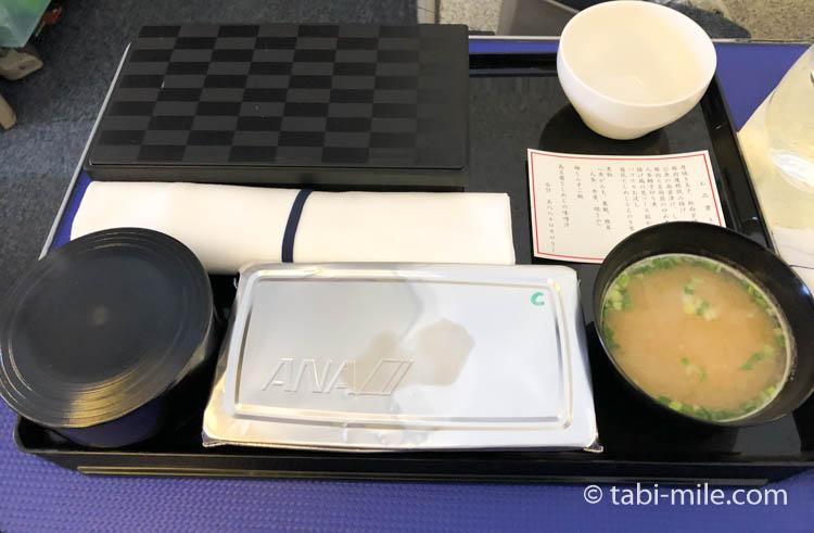 ANA SFC修行那覇から羽田へ03