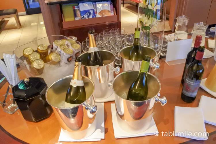 ウエスティンホテル東京エグゼクティブクラブラウンジワイン
